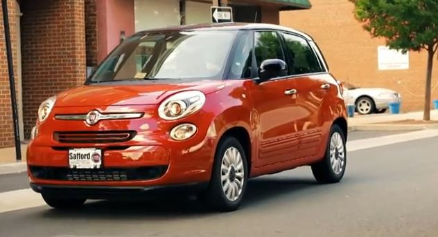 New Fiat 500l Commercial Italians Are Coming Skyhaq