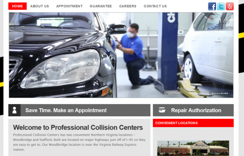 Professional Collision Center