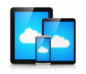 Cloud computing on mobile devices